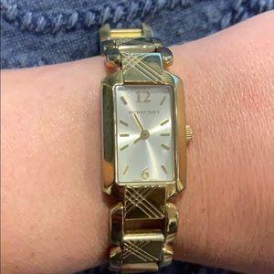 Authentic Women's Burberry Watch- BLU213